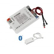 HBEM03: 45W emergency driver with optional HF sensor