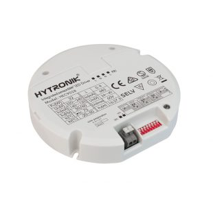 HEC9028: 28W LED driver + HF sensor 2-in-1